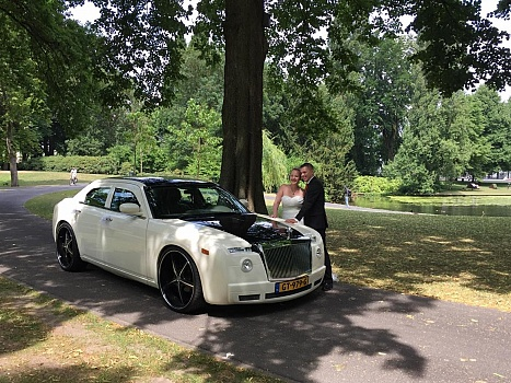 Stoere Chrysler 300C Phantom look