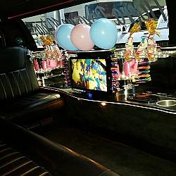 Kinderfeestje Limousine 2
