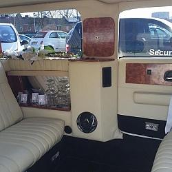 Excalibur Limousine - Wit 3