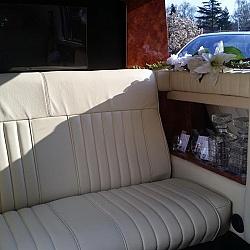 Excalibur Limousine - Wit 4