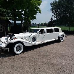 Excalibur Limousine - Wit 5