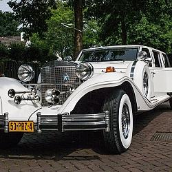 Excalibur Limousine - Wit 8