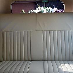 Excalibur Limousine - Wit 1