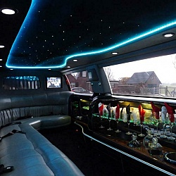 Ford Excursion Limousine 3