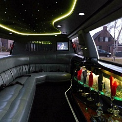 Ford Excursion Limousine 5