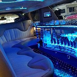 Jaguar Limousine - Wit 2