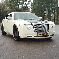 Stoere Chrysler 300C Phantom look 2