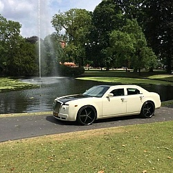 Stoere Chrysler 300C Phantom look 1